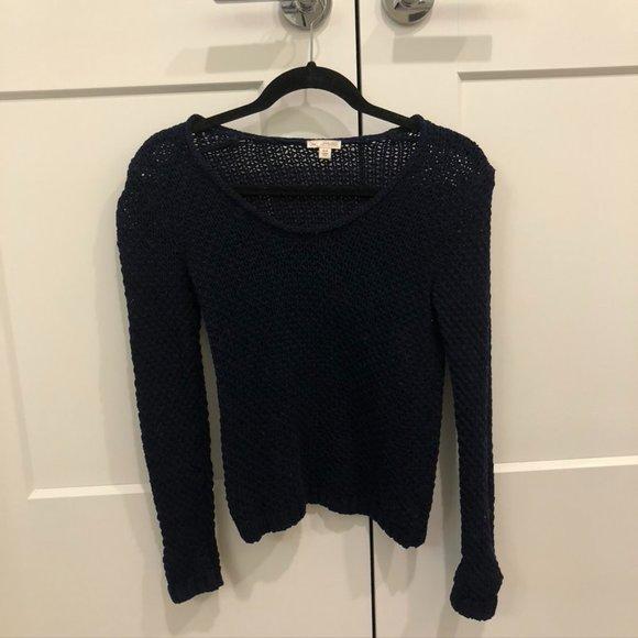 GAP Navy Blue Sweater (XS)